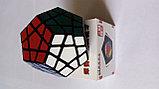 Кубик Megaminx Мегаминкс 3х3 черный Шенгшоу, фото 5