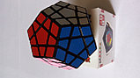 Кубик Megaminx Мегаминкс 3х3 черный Шенгшоу, фото 6