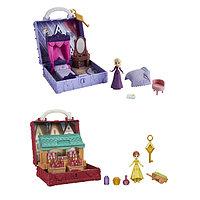 Мини игровые наборы шкатулки с Эльзой и Анной Холодное сердце Frozen 2, фото 1