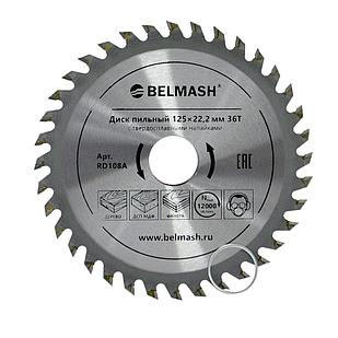 BELMASH 125×22,2/20 36Т Диск пильный
