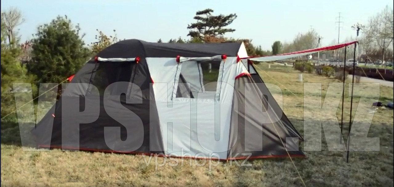Четырехместная люкс палатка Tuohai ART-1905, доставка