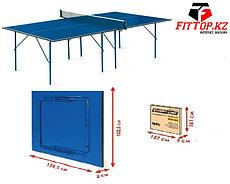 Стол теннисный Start line Hobby Light (без сетки)