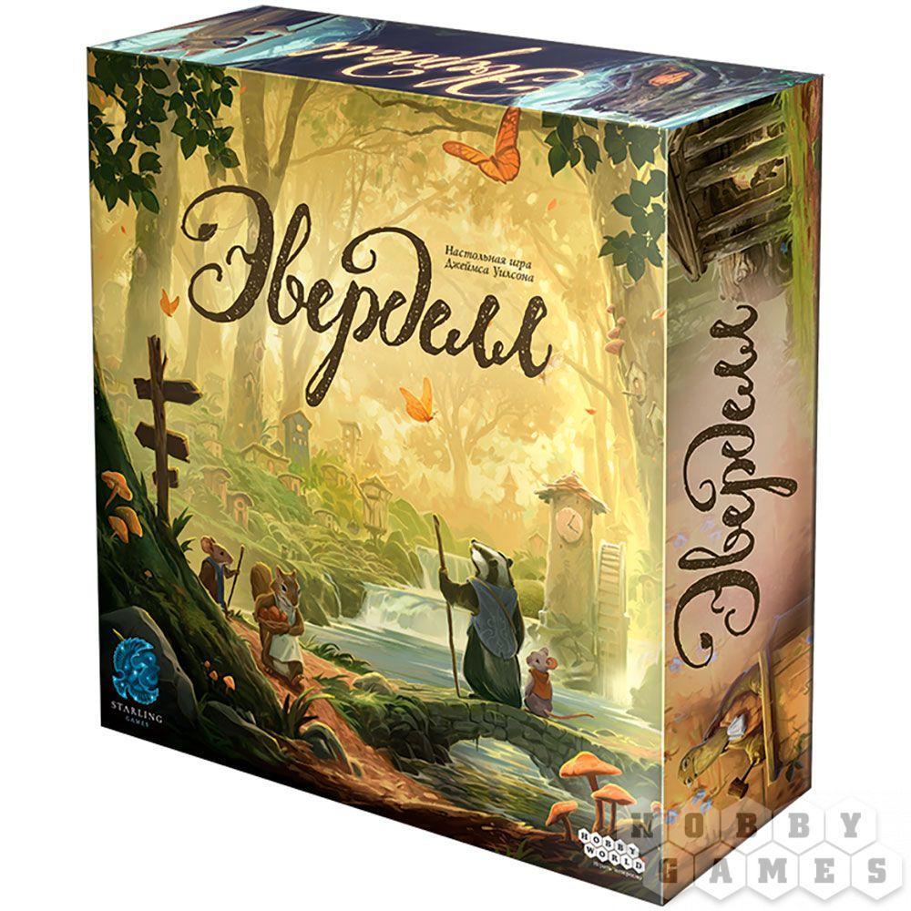 Настольная игра: Эверделл, арт.  915276