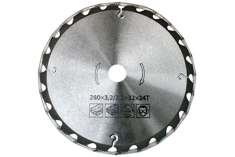 BELMASH 280х3,2/2,2х32ММ 24Т Диск пильный