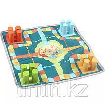 Деревянная игра 2 в 1: Пизанская башня и Летающие шахматы, фото 3
