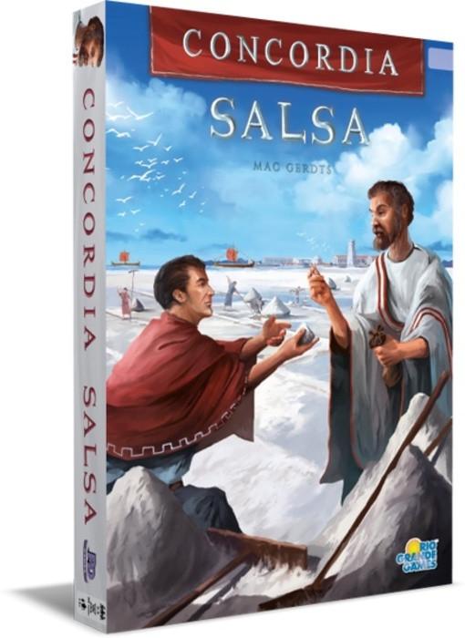 Настольная игра Конкордия Сальса