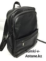 Женский городской рюкзак из экокожи. Высота 39 см,длина 30 см,ширина 15 см., фото 1