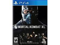 Видеоигра Mortal Kombat XL PS4