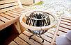 Электрическая печь Harvia Globe GL 110 под выносной пульт управления, фото 8
