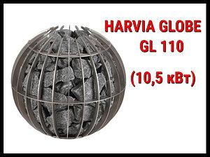 Электрическая печь Harvia Globe GL 110 под выносной пульт управления