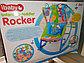 Детский шезлонг-качалка iBaby 68110 (аналог Fisher price), фото 2