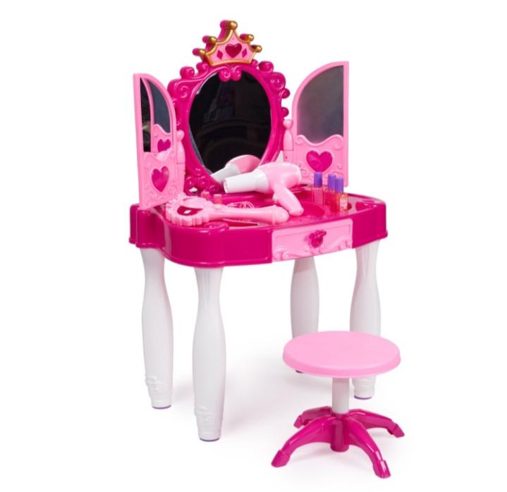 Туалетный столик Crown mirror с акссесуарами