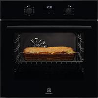 Встраиваемый Электрический Духовой шкаф Electrolux Intuit SurroundCook Чёрный
