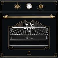 Встраиваемый Электрический Духовой шкаф Electrolux 600 FLEX OPEA 2550 R Чёрный