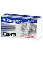 Скобы №10 Kangaro синяя