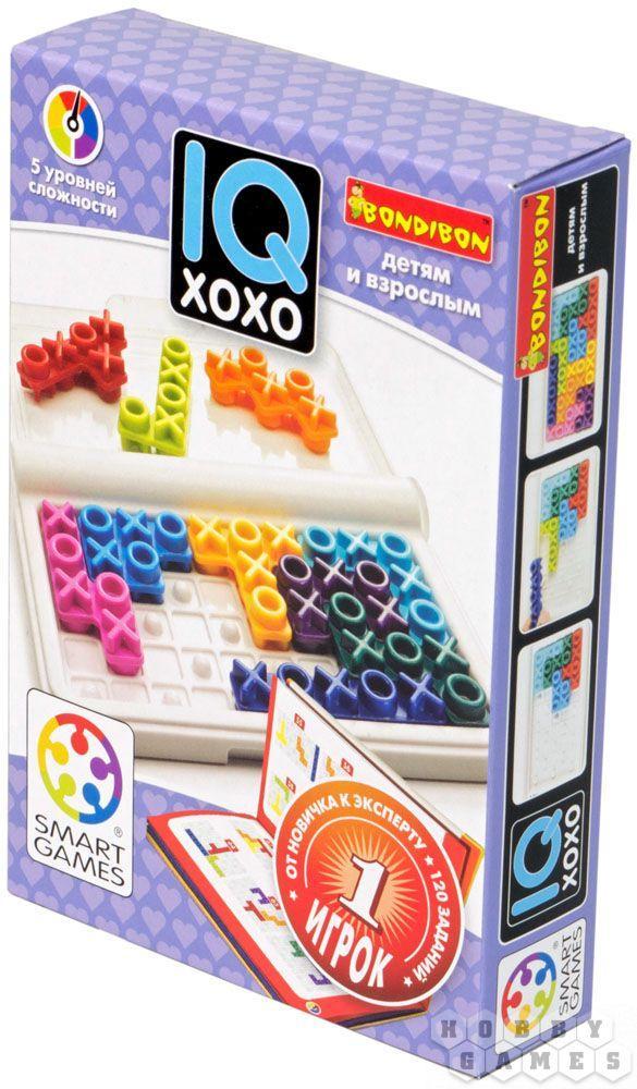 Настольная игра: IQ-ХоХо