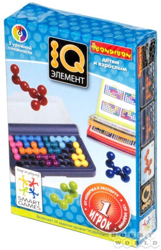 Настольная игра: IQ-Элемент