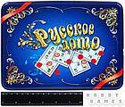 Настольная игра: Лото Русское (ж/б синяя), фото 2
