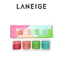 Мини-набор ночных масок для губ Laneige Lip Sleeping Mask Mini Kit