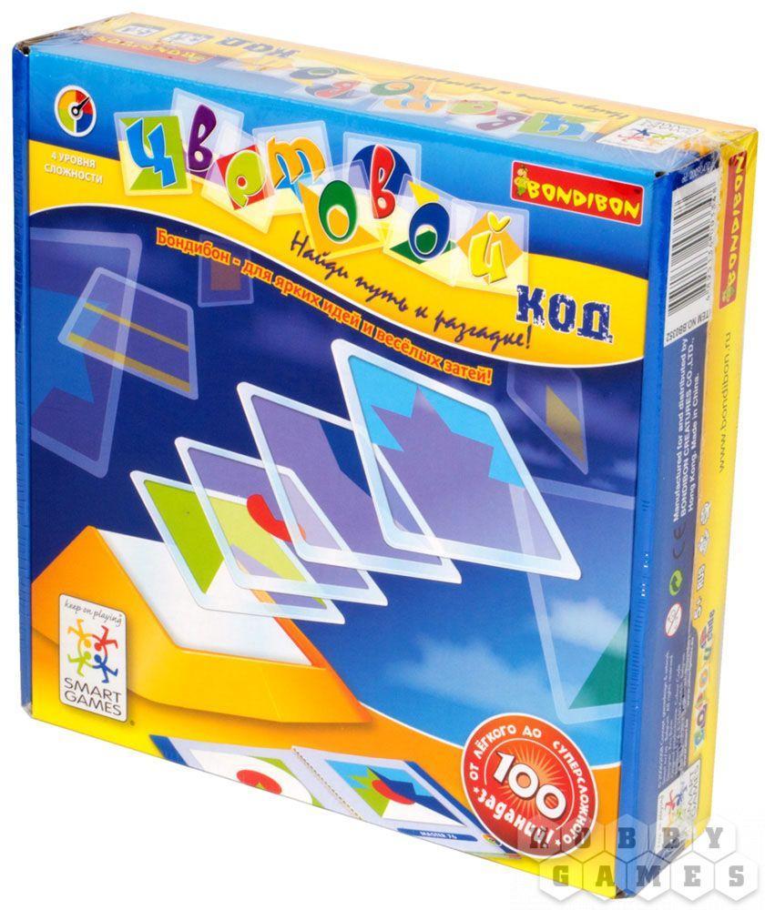 Настольная игра: Цветовой Код