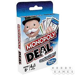 Настольная игра: HASBRO (РУС): Монополия сделка