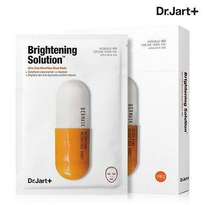 Осветляющая маска Dr.Jart+ Brightening Solution(Поштучно)