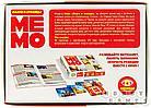 Настольная игра: Мемо Флаги и столицы (50 карточек), фото 2