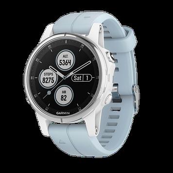 Часы с GPS навигатором Fenix 5S Plus