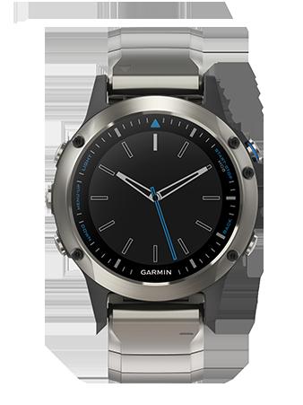 Часы с GPS навигатором Quatix 5