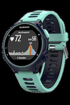 Спортивные часы Forerunner 735XT, GPS,  Tri Bundle