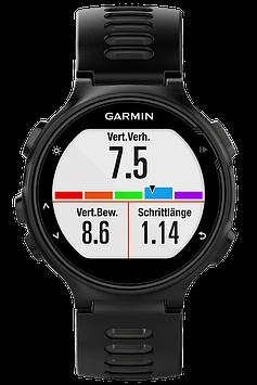 Спортивные часы Forerunner 735XT, GPS,, Tri Bundle