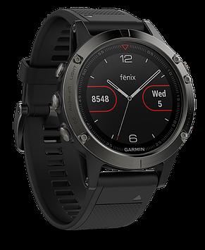 Часы с GPS навигатором fēnix 5