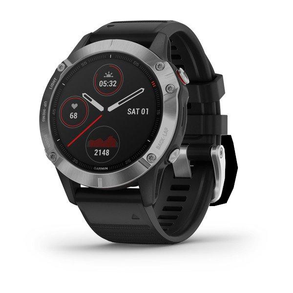 Часы с навигатором fenix 6