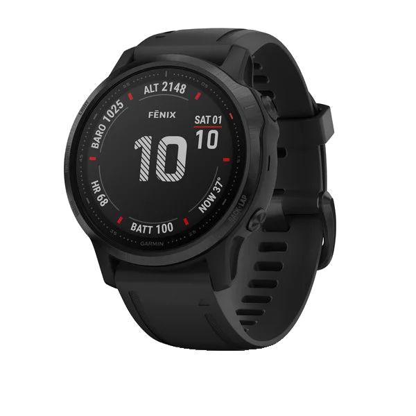 Часы с навигатором fenix 6S Pro