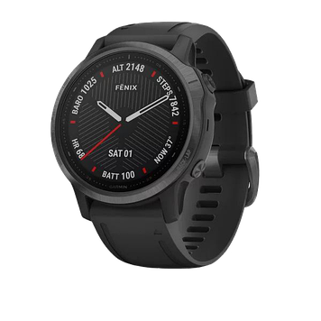 Часы с навигатором fenix 6S Sapphire