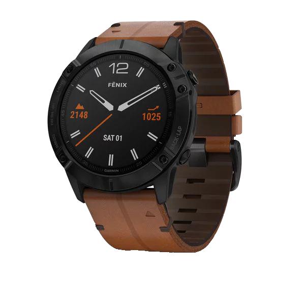 Часы с навигатором fenix 6X,Sapphire