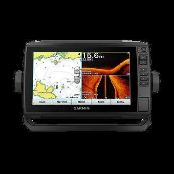 GPS навигатор с эхолотом ECHOMAP Plus 92sv