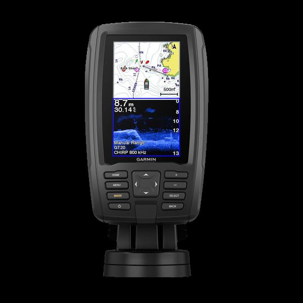 GPS навигатор с эхолотом ECHOMAP Plus 42cv