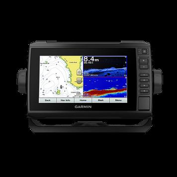 GPS навигатор с эхолотом ECHOMAP Plus 72cv