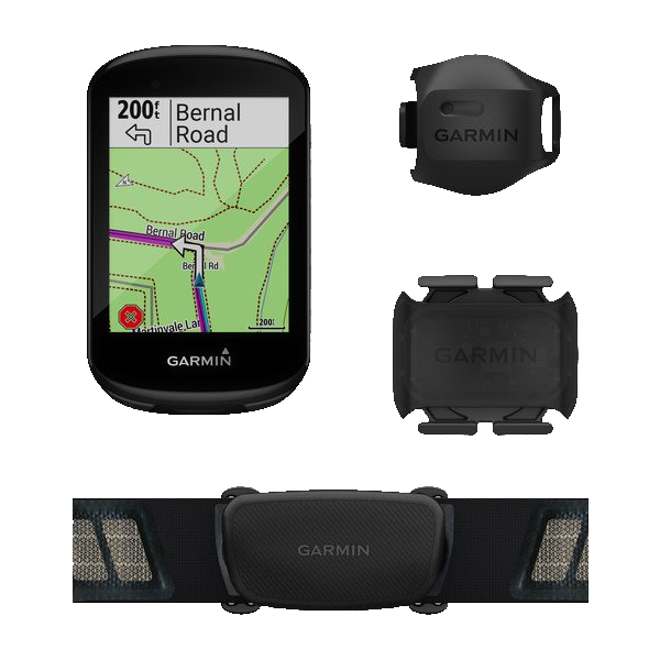 Велосипедный GPS компьютер Edge 830 Bundle