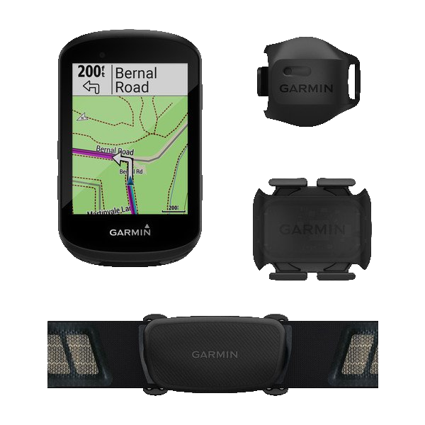 Велосипедный GPS компьютер Edge 530 Bundle