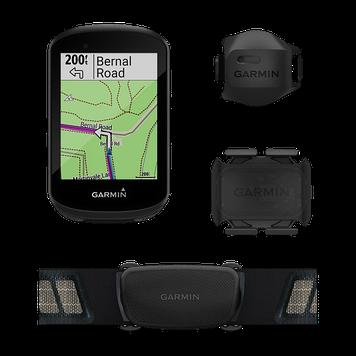 Велосипедный GPS компьютер Edge 530 Bundle