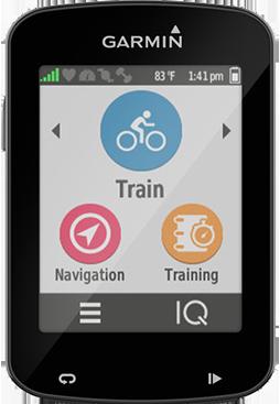Велосипедный GPS компьютер Edge 820