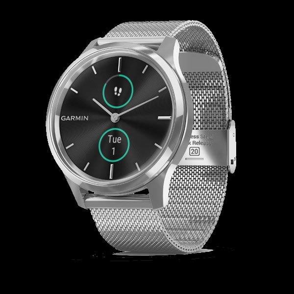 Спортивные часы vivomove Luxe