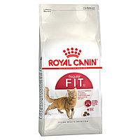 ROYAL CANIN Fit 32, Роял Канин Фит 32, корм для кошек, бывающих на улице, уп. 15кг