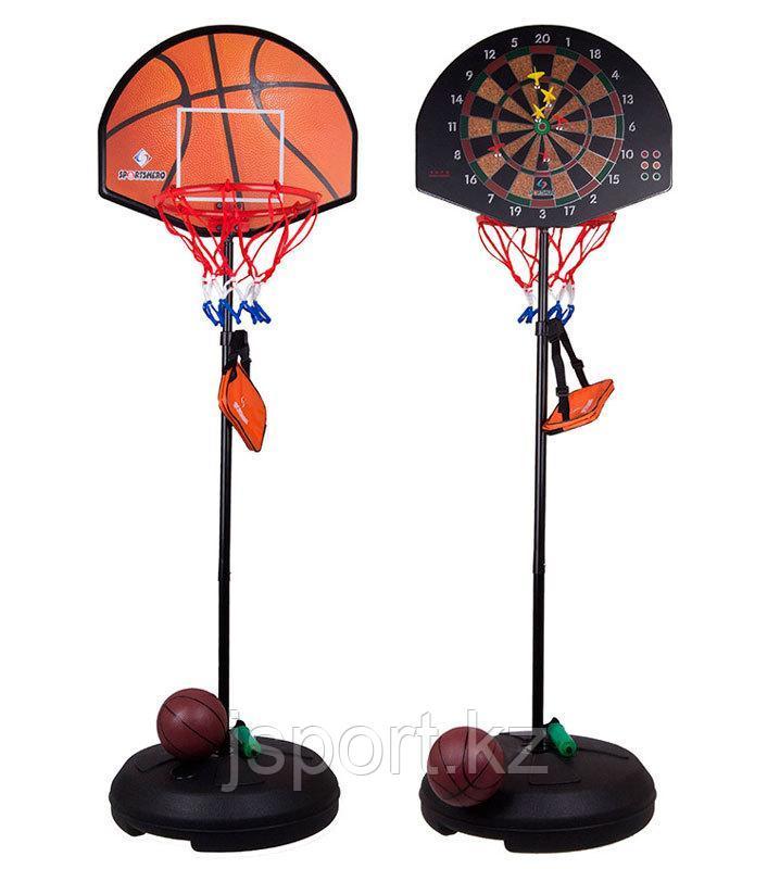 Баскетбольная стойка детская
