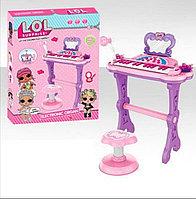 Детский синтезатор-пианино LOL, фото 1