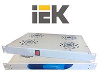 Вентиляторы для серверных шкафов IEK