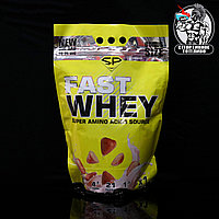 Steel Power - Fast Whey 2100гр/70порций