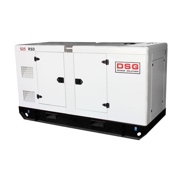 Дизельные генераторы DSG POWER